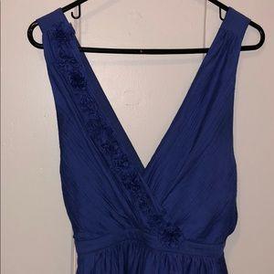 Adorable blue dress